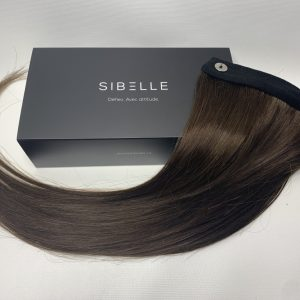 Hair extension (Dark brown)